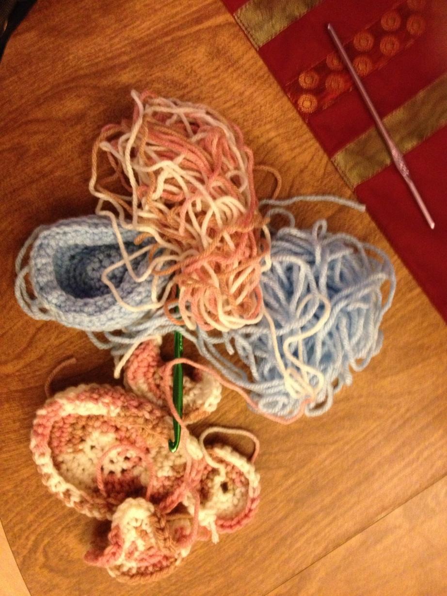 Crochet or a Life Metaphor?